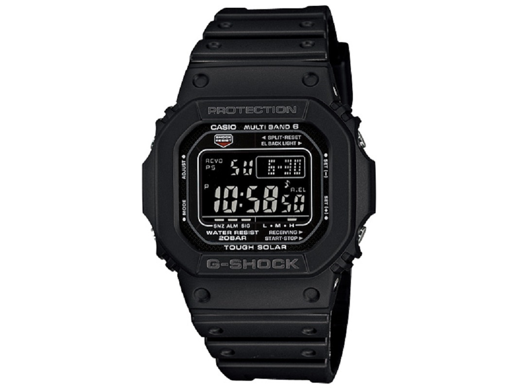 "CASIO G-SHOCK ""GW-M5610-1BJF 5600"" / Tough Solar Radio clock Advanced technolo"