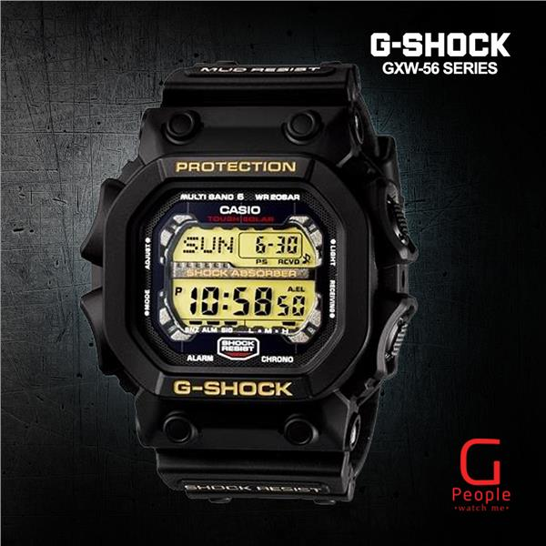 CASIO G-SHOCK GXW-56-1BJF WATCH 100% ORIGINAL