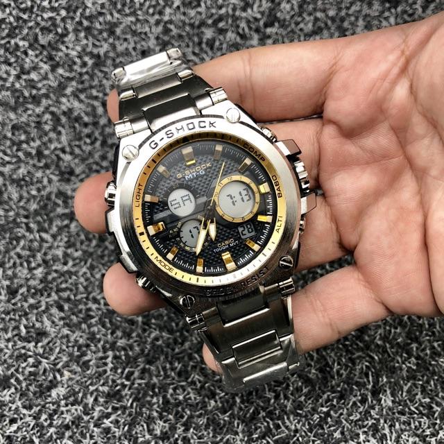 Casio G shock Jam tangan lelaki silv (end 6 6 2021 12 00 AM) 6496ea0e9e