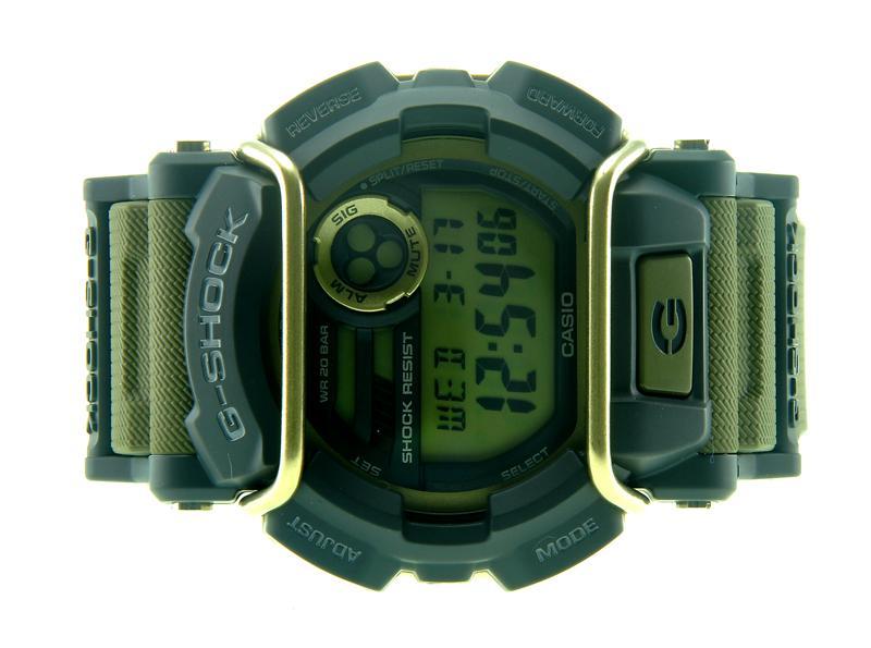 79bed91d652 Casio G-Shock Men Digital Classic Sport Watch GD-400-9DR. ‹ ›