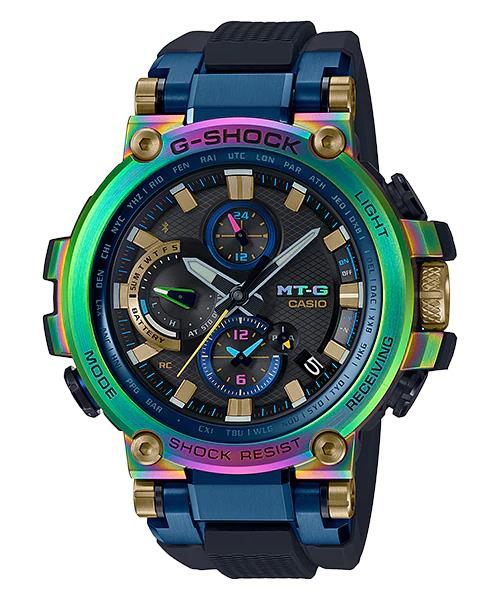 CASIO G-SHOCK MTG-B1000RB-2A 20th anniversary of the MT-G Series
