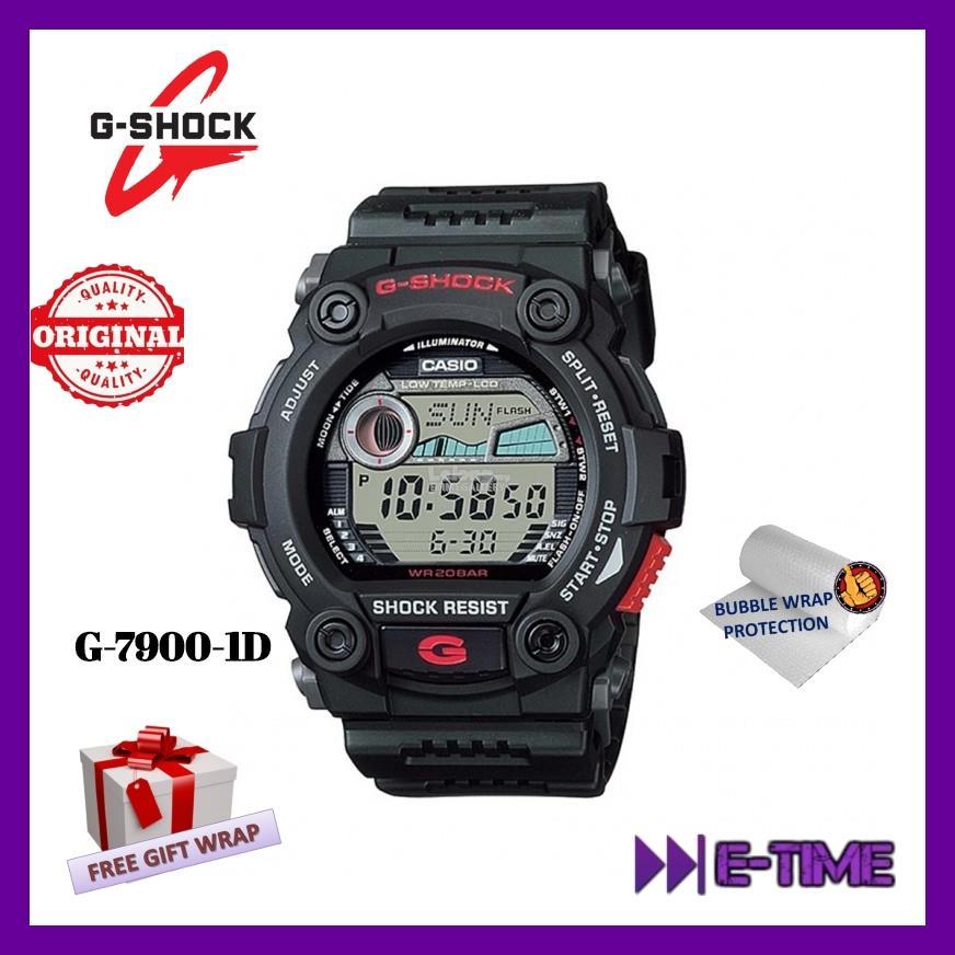 d6d6aac3ce68 CASIO G-SHOCK ORIGINAL G-7900-1D SERI (end 1 1 2020 5 15 PM)
