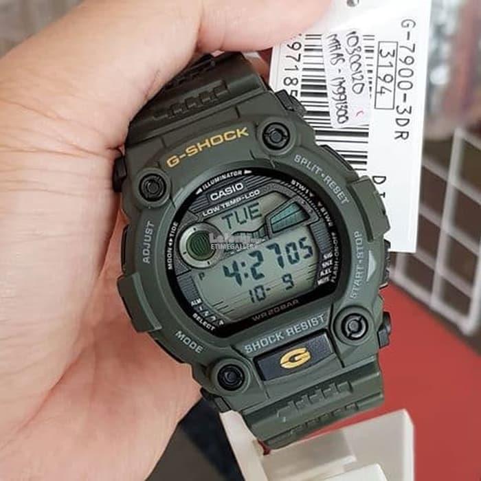 a42753cf592d CASIO G-SHOCK ORIGINAL G-7900-3D SERI (end 1 2 2020 5 15 PM)