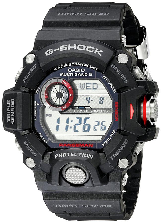 Casio g shock rangeman gw 9400 1d end 2 22 2018 1 15 pm for Watches g shock