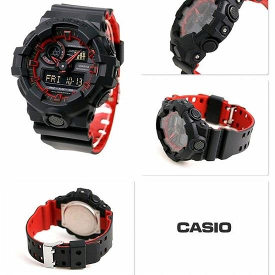 Casio G-SHOCK Special Color GA-700SE-1A4 GA-700SE-1A4DR Men Watch