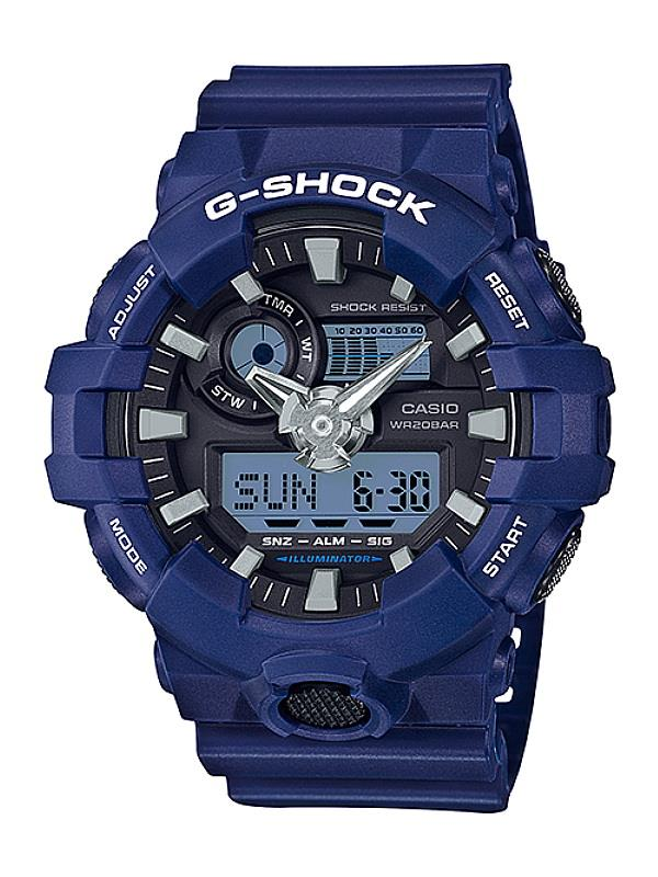 Casio G-Shock Standard Analog-Digital GA-700-2ADR