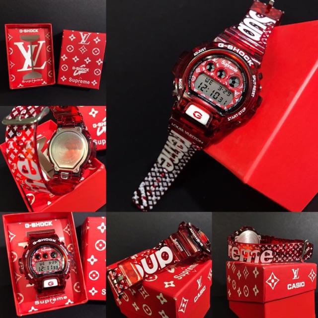 Casio G shock Supreme Jam tangan lelaki hot item ready Stok. ‹ › 328a1a5c32