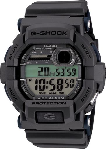 CASIO G-SHOCK Vibration Alarm  GD-350-8