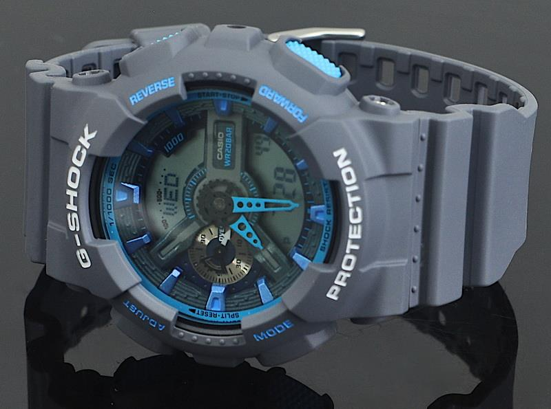 Casio G-Shock Watch GA-110TS-8A2DR