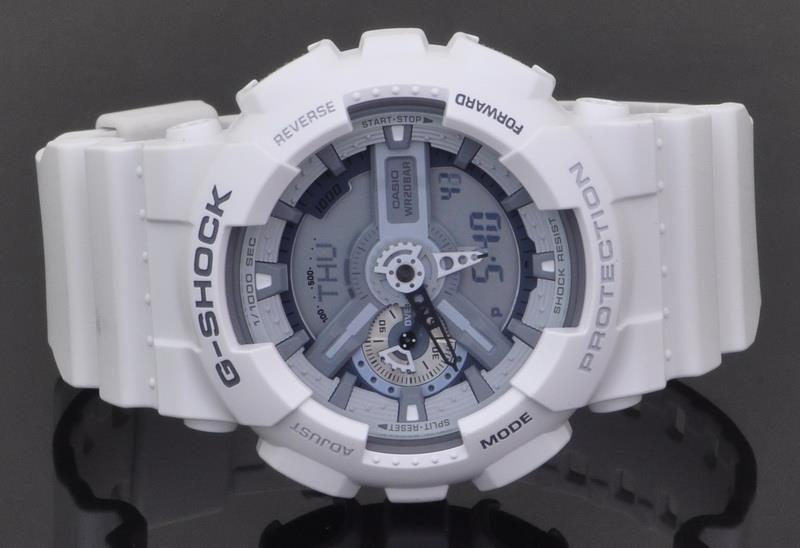 4eca3ce68 Casio G-Shock White Edition GA-110C (end 10 29 2019 1 15 PM)