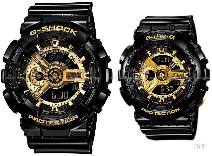 CASIO GA-110GB-1A BA-110-1A G-SHOCK   (end 1 5 2020 2 59 PM) 71430dce57