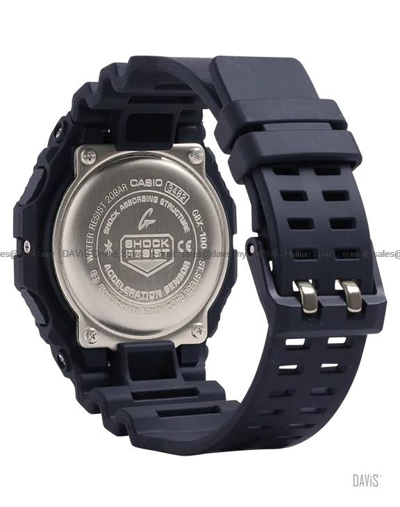 CASIO GBX-100 G-SHOCK G-LIDE Digital Bluetooth Tide Graph Resin Strap