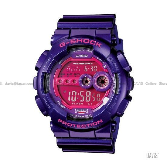 CASIO GD-100SC-6 G-SHOCK Hi-Bright EL (end 4 1 2020 3 59 PM) 5ec7aa0180