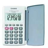 Casio Genuine Portable Type Calculator HL-820LV-WE @ 8 Digits with Har