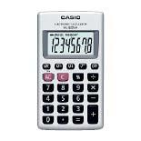Casio Genuine Portable Type Calculator HL-820VA @ 8 Digits with Wallet
