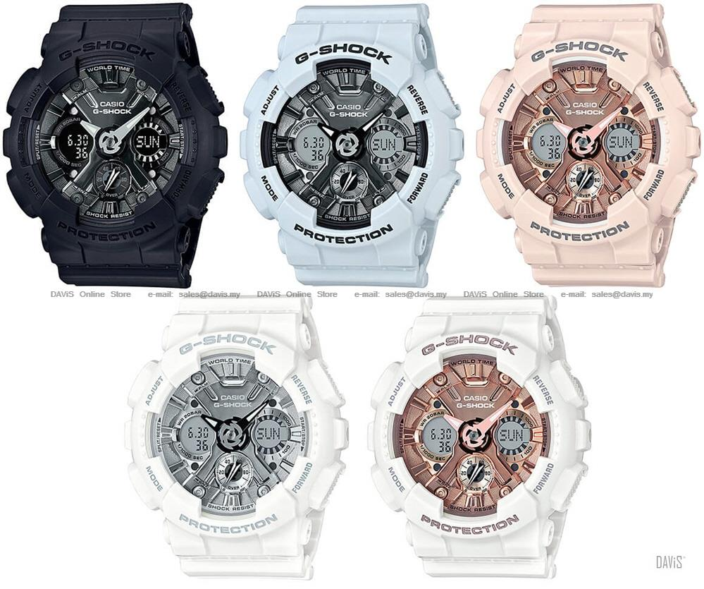 dc3d480112ae CASIO GMA-S120MF G-SHOCK S Series ana (end 1 2 2020 5 19 PM)