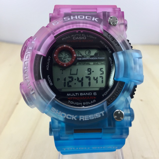 Casio Gshock frogman Men Watch