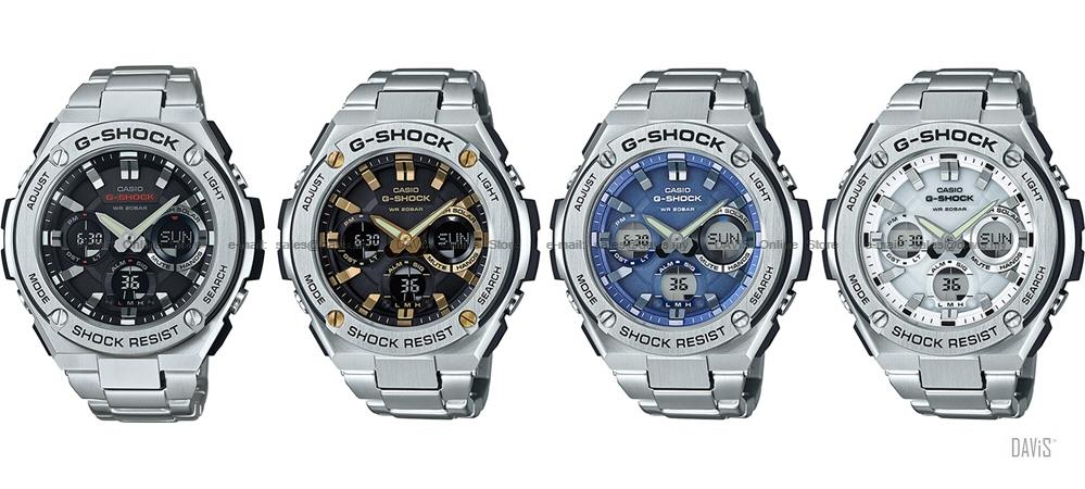 Casio Gst S110d G Shock G Steel Ana End 11 8 2021 3 39 Pm