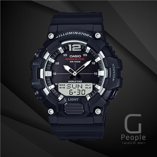 CASIO HDC-700-1A ANALOG DIGITAL WATCH ☑ORIGINAL☑