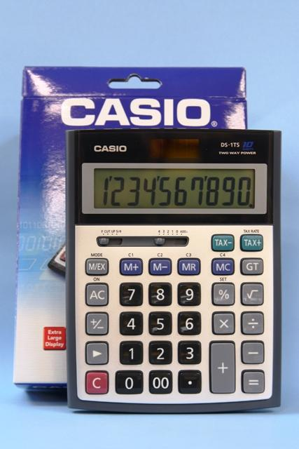 Casio Heavy Duty Calculator