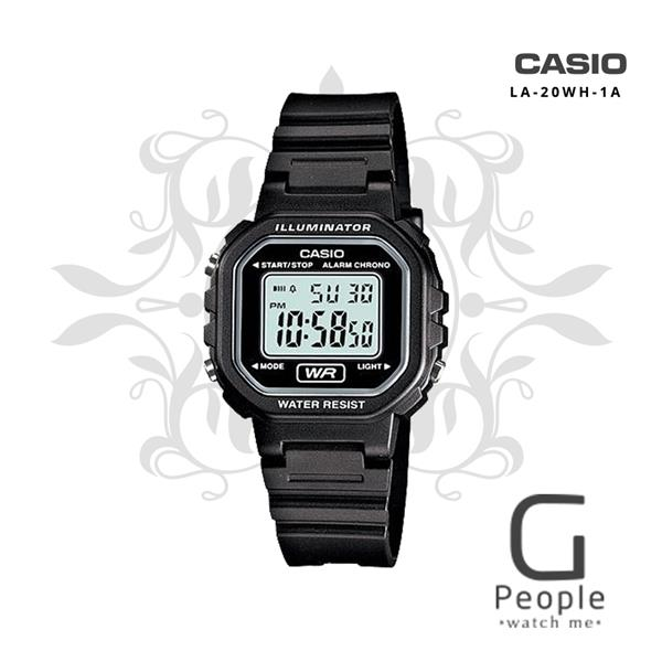 CASIO LA-20WH-1A MINI DIGITAL WATCH ☑ORIGINAL☑