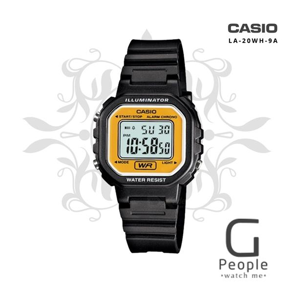CASIO LA-20WH-9A MINI DIGITAL WATCH 100% ORIGINAL