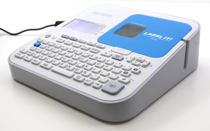 Casio Label Printer Labelling System KL-G2