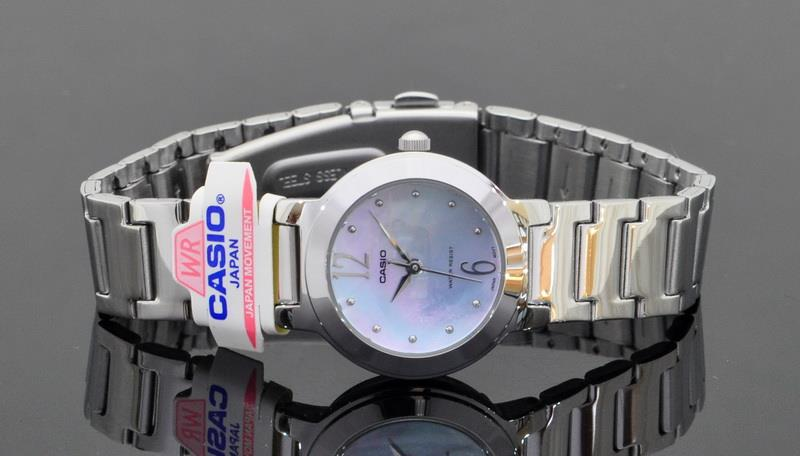 Casio Ladies Analog Watch LTP-1191A-2ADF