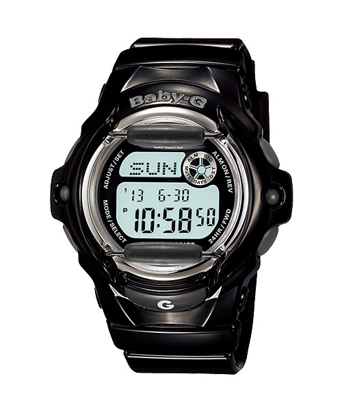 CASIO Ladies BABY-G BG-169R-1D Digital Watch [PRE]