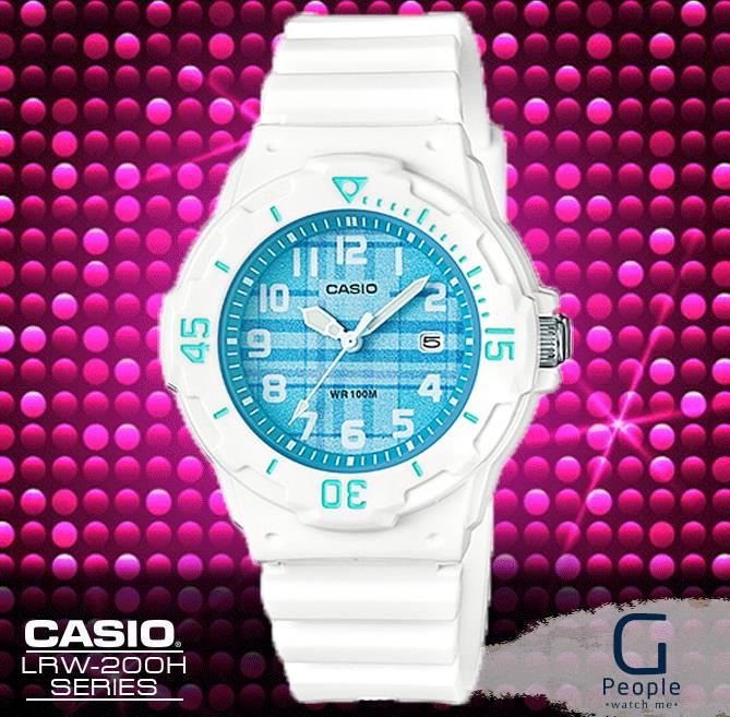 CASIO LRW-200H-2C WATCH ☑ORIGINAL☑