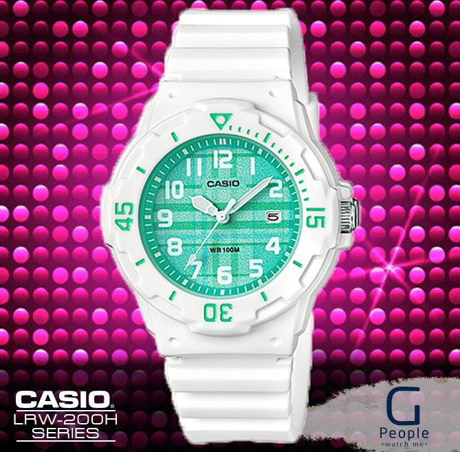 CASIO LRW-200H-3C WATCH ☑ORIGINAL☑