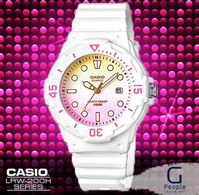 CASIO LRW-200H-4E2V WATCH ☑ORIGINAL☑