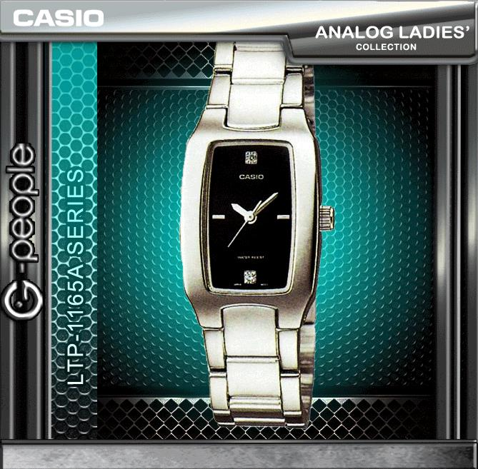 CASIO LTP-1165A-1C2  WATCH ☑ORIGINAL☑