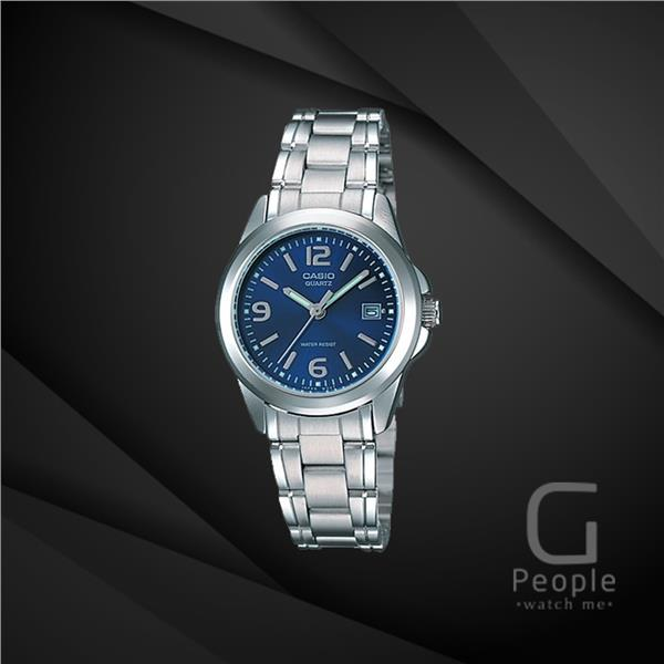 CASIO LTP-1215A-2A LADIES WATCH ☑ORIGINAL☑