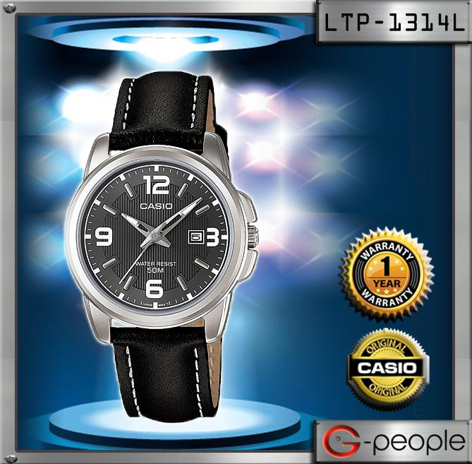 CASIO LTP-1314L-8AV LADIES WATCH ☑ORIGINAL☑