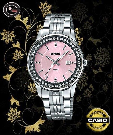 CASIO LTP-1358D-4A2 LADY WATCH 100% ORIGINAL