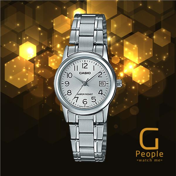 CASIO LTP-V002D-7B LADIES WATCH ☑ORIGINAL☑