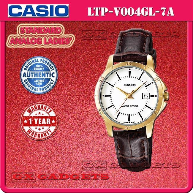 CASIO LTP-V004GL-7A STANDARD Analog (end 6 16 2020 4 23 AM) 929a098b23