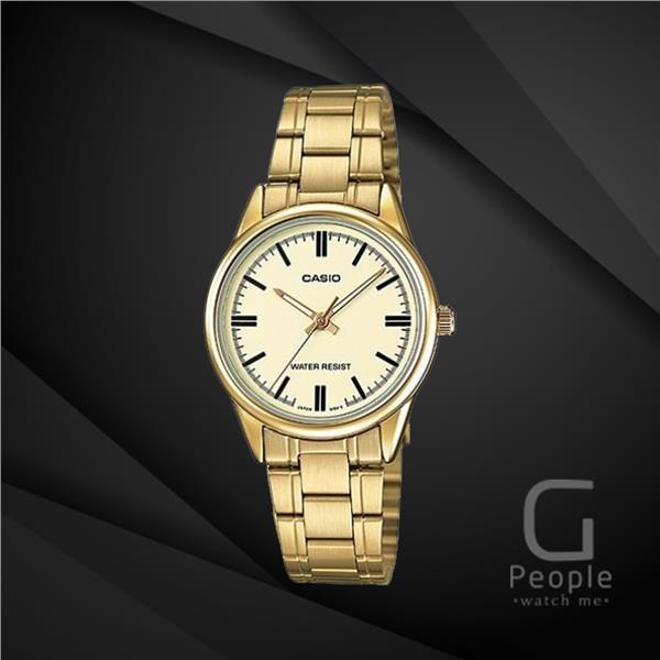 CASIO LTP-V005G-9A LADIES WATCH ☑ORIGINAL☑