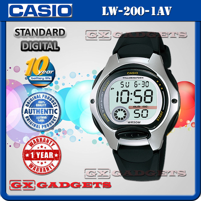 Casio Wr50m Manual - myavonstore