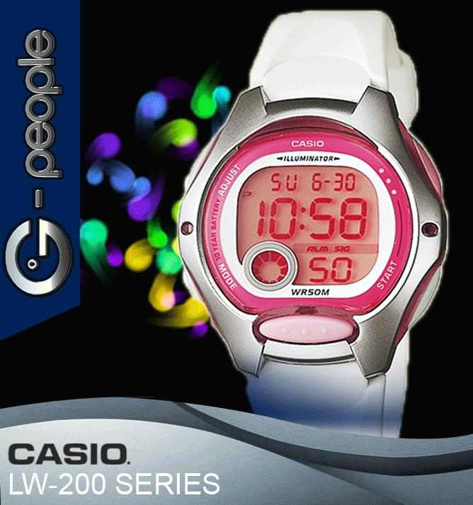 CASIO LW-200-7A 50M WR SPORT WATCH☑ORIGINAL☑