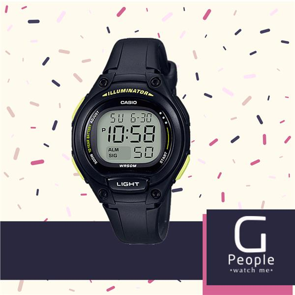 CASIO LW-203-1B DIGITAL WATCH ☑ORIGINAL☑