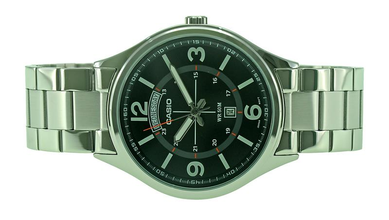 Casio Men Day, Date Watch MTP-E129D-1AVDF