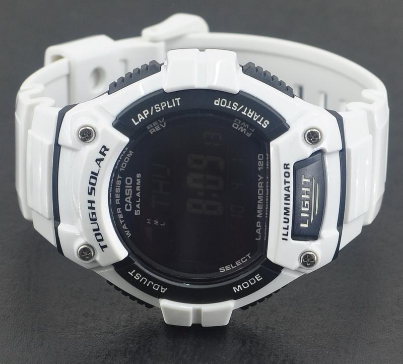 a63f4ee48 Casio Men Digital Tough Solar Watch (end 10/8/2019 1:15 PM)