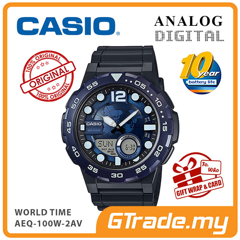CASIO Men Sporty Watch Jam Tangan C (end 5 11 2021 12 00 AM) 6c38f16c0f