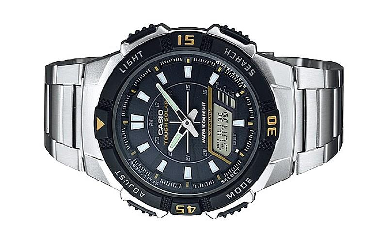 Casio Men Tough Solar Sport Watch AQ-S800WD-1EVDF