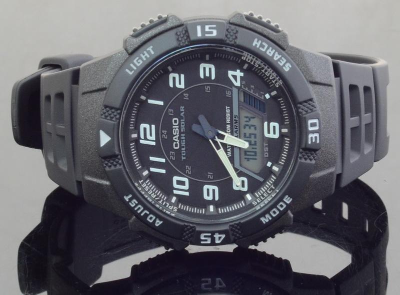 05d6124a6ce74 Casio Men Tough Solar Watch AQ-S800W- (end 1 2 2020 5 15 PM)
