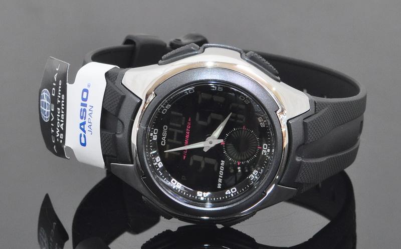cfdaafd5dde7 Casio Men World Time Sports Watch A (end 10 1 2019 12 15 PM)