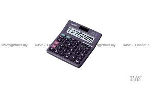 CASIO MJ-100T Practical Calculator Check & Correct Tax 100 Steps