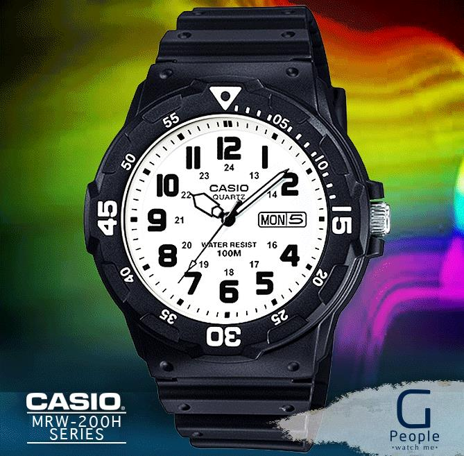 CASIO MRW-200H-7BV WATCH ☑ORIGINAL☑